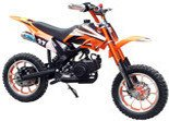 DUZY DIRT BIKE MINI MOTOREK CROSS POCKET JAK KTM