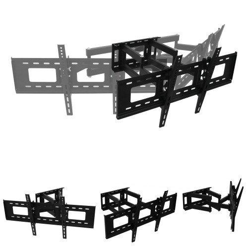 mocny uchwyt do telewizora cienny regulowane k ty dom mieszkanie stoliki uchwyty pod tv. Black Bedroom Furniture Sets. Home Design Ideas
