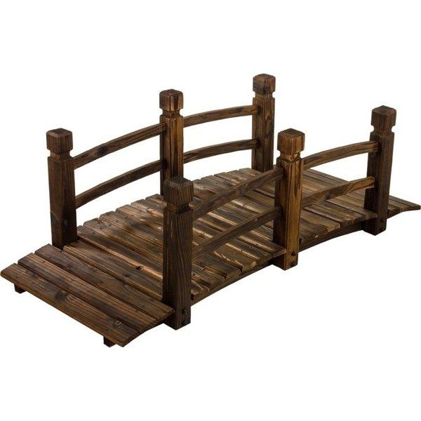 Mostek ogrodowy kładka
