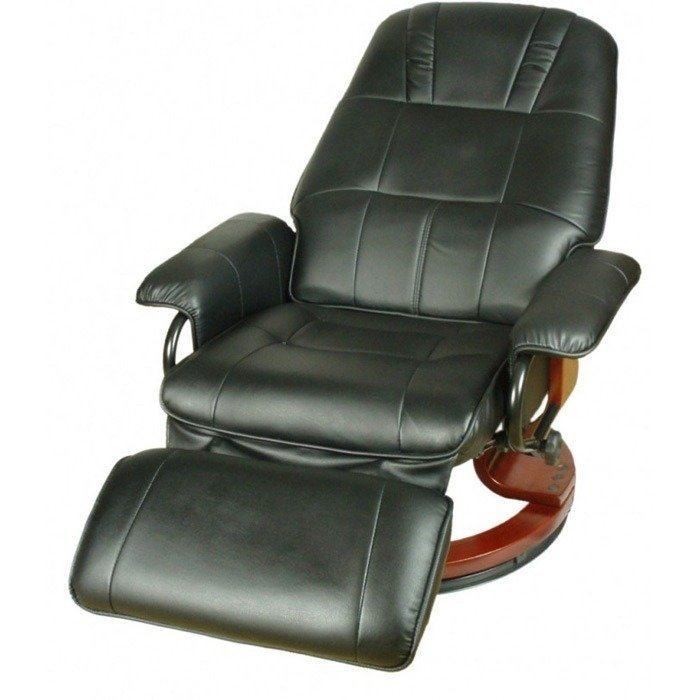 Fotel Obrotowy Wypoczynkowy Biurowy Masaż Grzanie